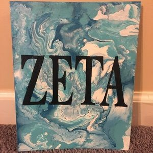 Other - 8x10 ZETA canvas